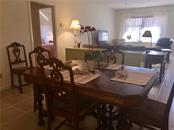 Dining area - Single Family Home for sale at 900 Nectar Rd, Venice, FL 34293 - MLS Number is A4206774