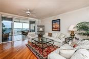 DOLPHIN BAY LIVING ROOM - Condo for sale at 1260 Dolphin Bay Way #403, Sarasota, FL 34242 - MLS Number is A4207220