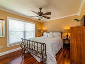 Guest Bedroom - Single Family Home for sale at 411 Lyons Bay Rd, Nokomis, FL 34275 - MLS Number is A4209146