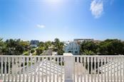Amazing roof top deck with gulf and sunset views.  It's 5:00 somewhere!!! - Single Family Home for sale at 455 Canal Rd, Sarasota, FL 34242 - MLS Number is A4209817