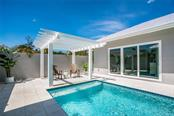 Water Wall - Single Family Home for sale at 601 Triton Bnd, Longboat Key, FL 34228 - MLS Number is A4215179