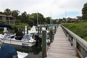 DOCK - Condo for sale at 1720 Glenhouse Dr #gl 429, Sarasota, FL 34231 - MLS Number is A4409763