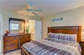 Master Bedroom with Bath - Condo for sale at 925 Beach Rd #107b, Sarasota, FL 34242 - MLS Number is A4413716