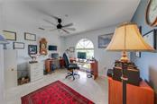 The office/den off the 3rd floor walkway. - Single Family Home for sale at 660 Marbury Ln, Longboat Key, FL 34228 - MLS Number is A4415911