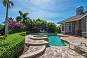 POOL / SPA - Single Family Home for sale at 4121 Founders Club Dr, Sarasota, FL 34240 - MLS Number is A4417319