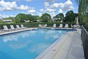 Lap pool - Villa for sale at 5235 Myrtle Wood #18, Sarasota, FL 34235 - MLS Number is A4418558