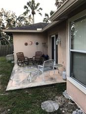 Back lanai - Single Family Home for sale at 6909 43rd Ct E, Sarasota, FL 34243 - MLS Number is A4423173