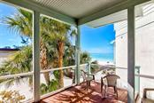East Deck Beach View ~ 1st Floor - Duplex/Triplex for sale at 2500 Gulf Dr N, Bradenton Beach, FL 34217 - MLS Number is A4424506