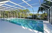 The 36' x 18' pool invites you to jump in!  There is a plumbed in pool filler for your convenience - Single Family Home for sale at 510 63rd St Nw, Bradenton, FL 34209 - MLS Number is A4424601