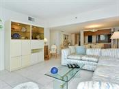 Bright Open Living Room - Condo for sale at 1125 Gulf Of Mexico Dr #202, Longboat Key, FL 34228 - MLS Number is A4427042