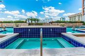 Spa to ease away tension - Condo for sale at 1350 Main St #702, Sarasota, FL 34236 - MLS Number is A4429347