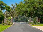 Gated and walled community - Single Family Home for sale at 158 Puesta Del Sol, Osprey, FL 34229 - MLS Number is A4439362