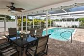 Lanai/pool - Single Family Home for sale at 1758 Croton Dr, Venice, FL 34293 - MLS Number is A4459877
