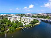 Marina Del Sol is right off of Stickney Point Bridge for easy on/off access to the island - Condo for sale at 1308 Old Stickney Point Rd #W24, Sarasota, FL 34242 - MLS Number is A4471155