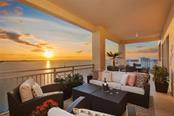 Penthouse Entry at Evening - Condo for sale at 35 Watergate Dr #1803, Sarasota, FL 34236 - MLS Number is A4476458
