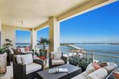 Living/Dining Room - Condo for sale at 35 Watergate Dr #1803, Sarasota, FL 34236 - MLS Number is A4476458