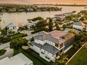 View Over Home of West Side of Bird Key - Single Family Home for sale at 121 Seagull Ln, Sarasota, FL 34236 - MLS Number is A4483951