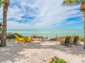 BACKYARD VIEW TO GULF - Single Family Home for sale at 4001 Casey Key Rd, Nokomis, FL 34275 - MLS Number is A4487481
