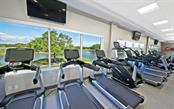 Fabulous views while you work out in the fitness center and spa. - Condo for sale at 409 N Point Rd #402, Osprey, FL 34229 - MLS Number is A4491620