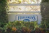Lush Waterfront Lot located in Fishermens Bay - Vacant Land for sale at 11 Fishermens Bay Dr, Sarasota, FL 34231 - MLS Number is A4493227
