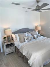 Master Bedroom. - Single Family Home for sale at 1633 Ridgewood Ln, Sarasota, FL 34231 - MLS Number is A4496839