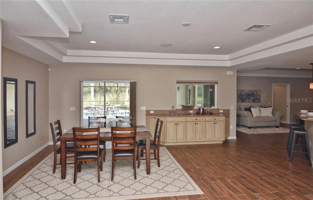 Dining Room - Single Family Home for sale at 2505 Northway Dr, Venice, FL 34292 - MLS Number is N5911099