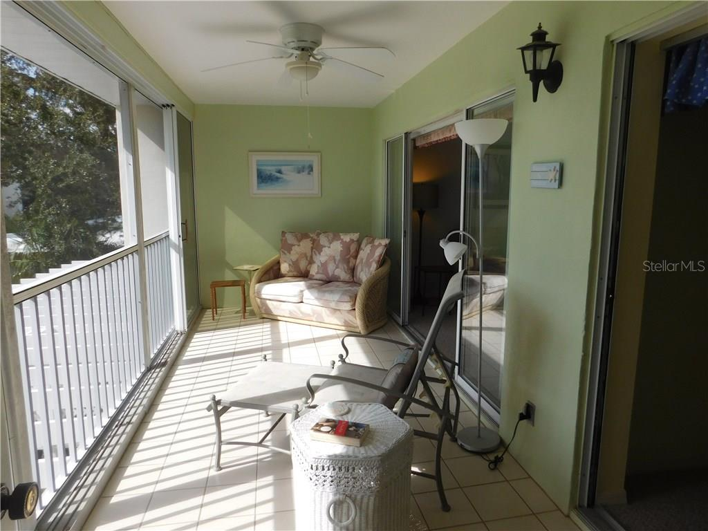 Porch - Condo for sale at 435 Cerromar Ln #428, Venice, FL 34293 - MLS Number is N5911454