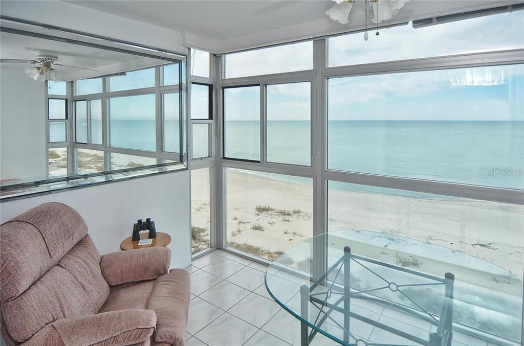 View of gulf - Condo for sale at 255 The Esplanade N #805, Venice, FL 34285 - MLS Number is N5912261