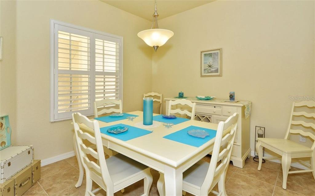 Dining Room - Condo for sale at 500 San Lino Cir #524, Venice, FL 34292 - MLS Number is N5912607