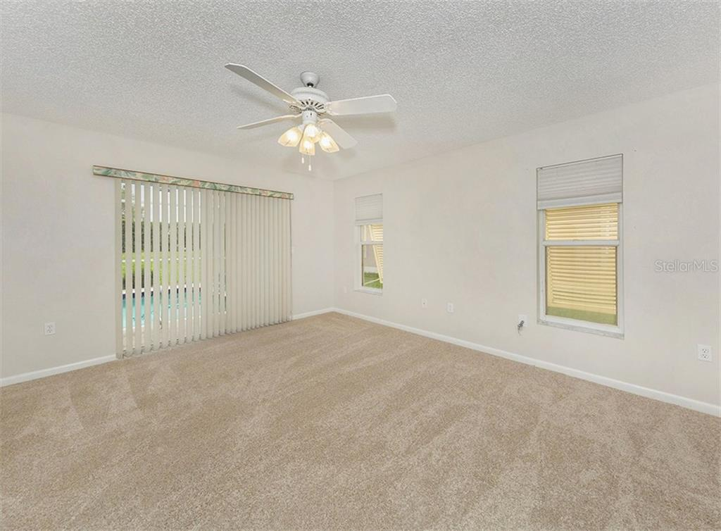 Master Bedroom - Single Family Home for sale at 3160 Willow Springs Cir, Venice, FL 34293 - MLS Number is N5912811