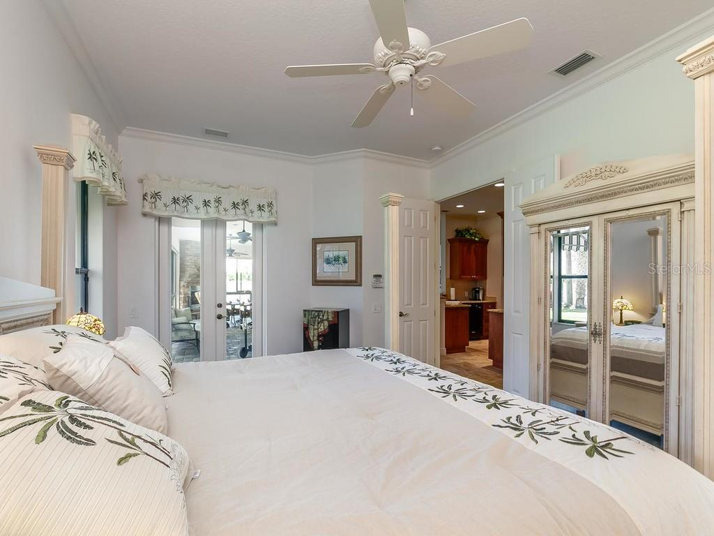 Master bedroom - Single Family Home for sale at 629 Valencia Rd, Venice, FL 34285 - MLS Number is N5912816