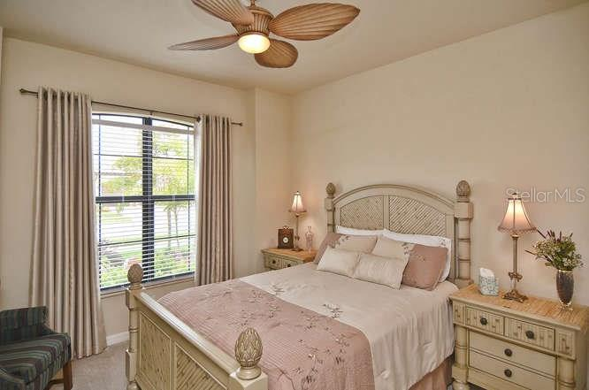 2nd bedroom - Single Family Home for sale at 13210 Amerigo Ln, Venice, FL 34293 - MLS Number is N5913012