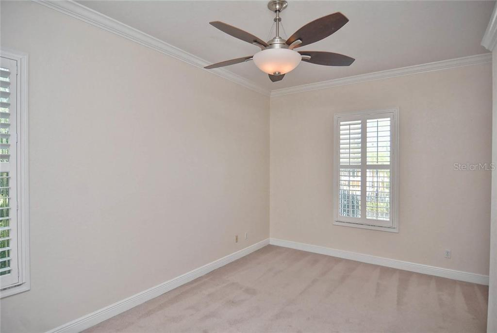 3rd bedroom - Condo for sale at 501 Barcelona Ave #c, Venice, FL 34285 - MLS Number is N5913183