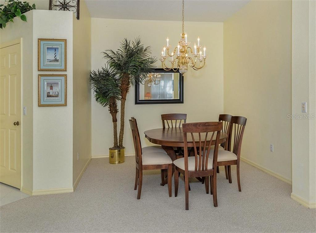 Dining room - Single Family Home for sale at 214 Vestavia Dr, Venice, FL 34292 - MLS Number is N5913794