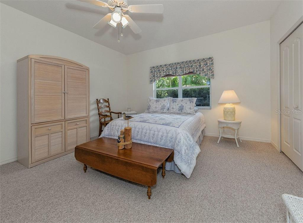 Bedroom 3 - Single Family Home for sale at 577 Park Estates Sq, Venice, FL 34293 - MLS Number is N5914129