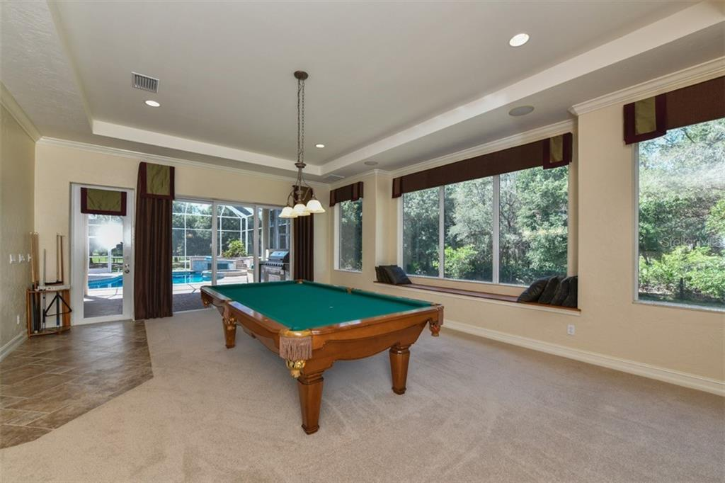 Game room - Single Family Home for sale at 5515 Reisterstown Rd, North Port, FL 34291 - MLS Number is N6100346