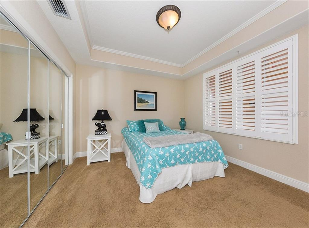 Bedroom 2 - Condo for sale at 167 Tampa Ave E #612, Venice, FL 34285 - MLS Number is N6100834