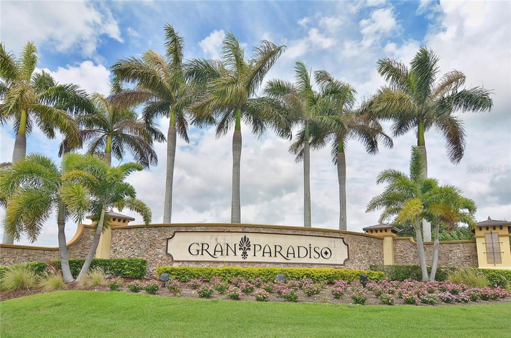 Community sign - Condo for sale at 20140 Ragazza Cir #101, Venice, FL 34293 - MLS Number is N6100993