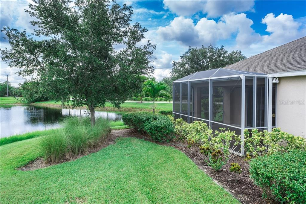 Lake View, Room for a Pool - Single Family Home for sale at 2290 Terracina Dr, Venice, FL 34292 - MLS Number is N6101301
