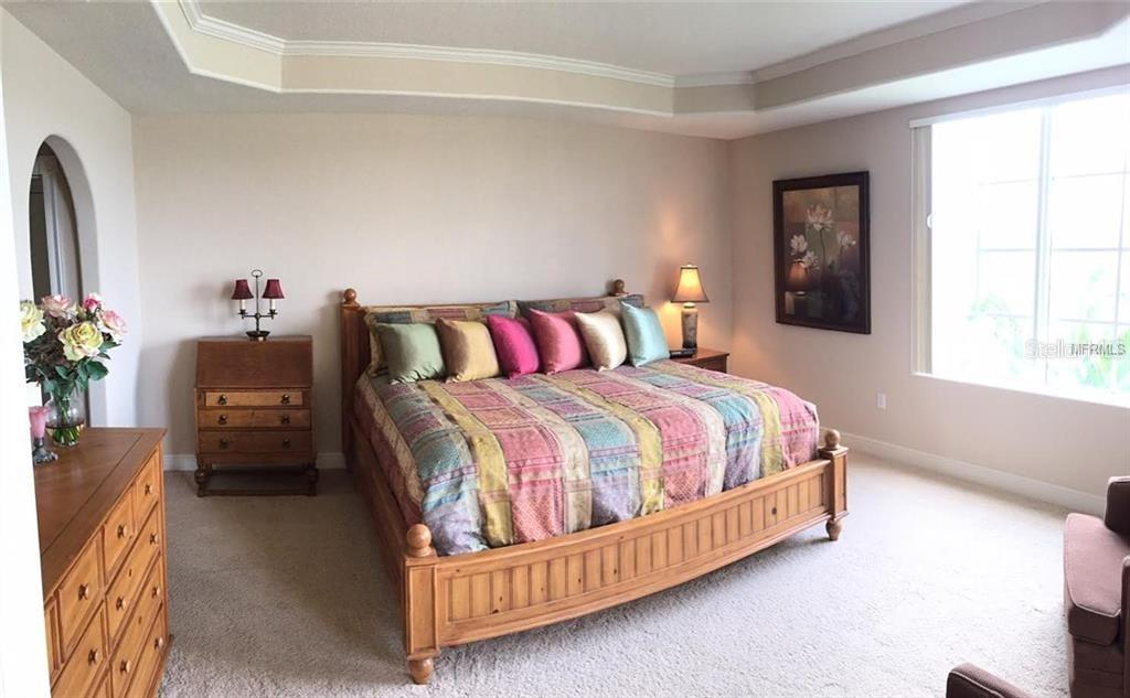 Master Bedroom - Condo for sale at 157 Tampa Ave E #407, Venice, FL 34285 - MLS Number is N6101715