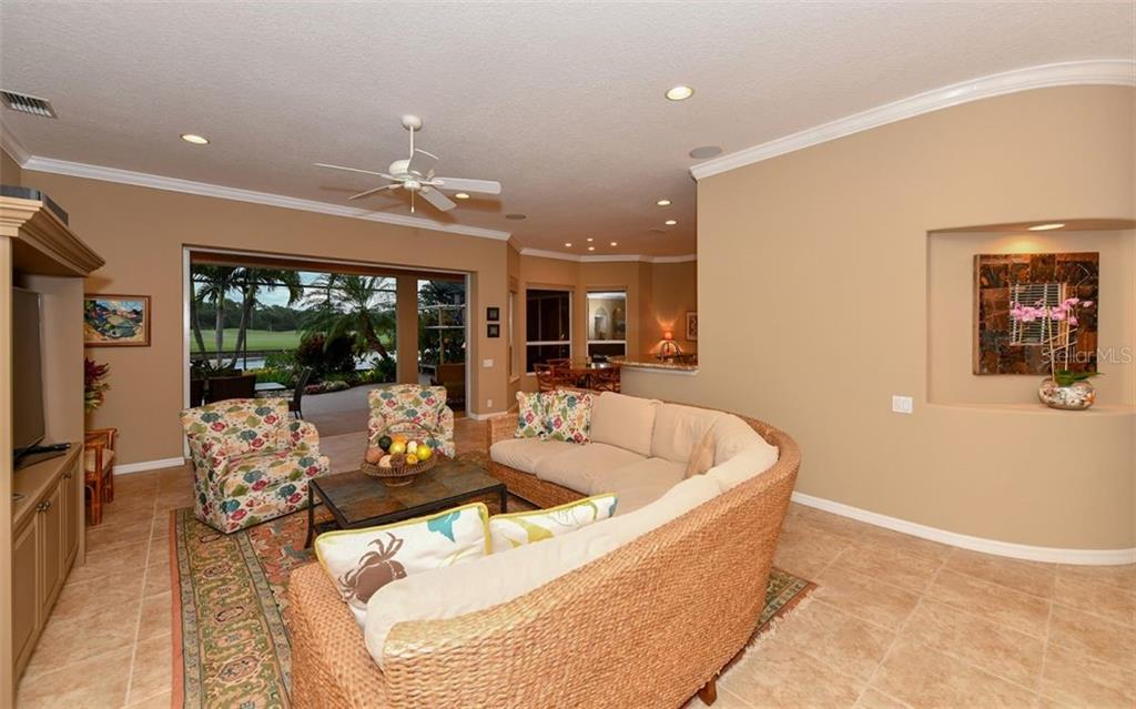 Great room - Single Family Home for sale at 820 Adonis Pl, Venice, FL 34292 - MLS Number is N6102472