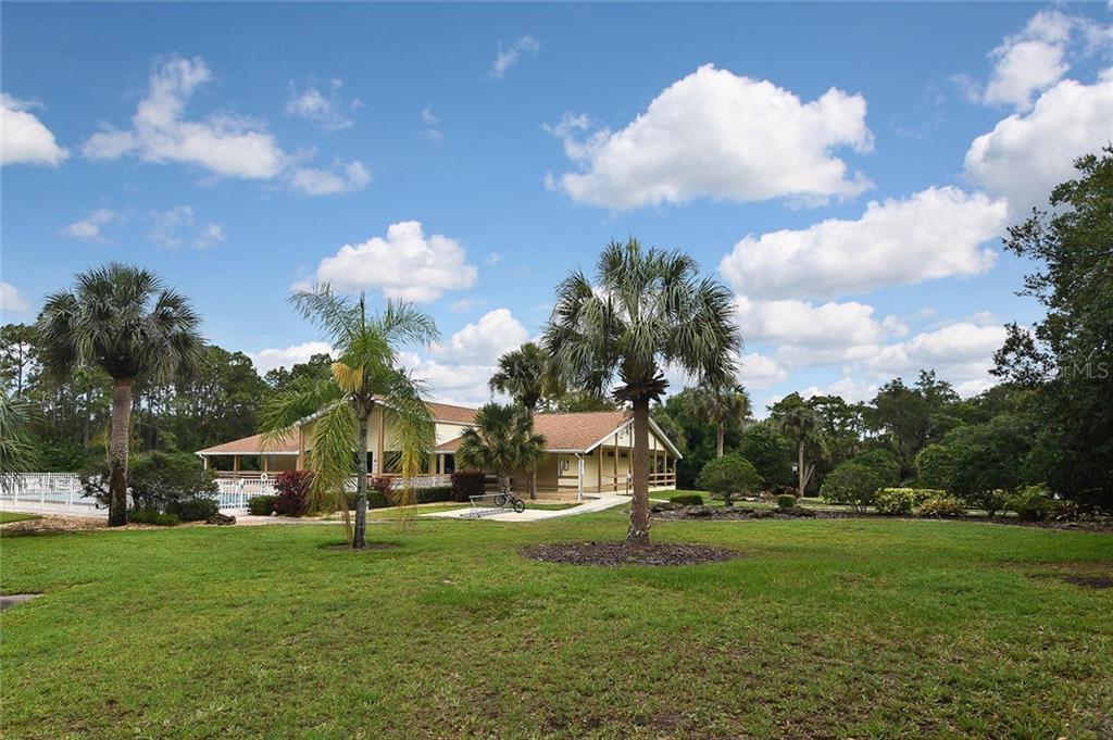 Clubhouse - Single Family Home for sale at 1139 Ketch Ln, Venice, FL 34285 - MLS Number is N6105656