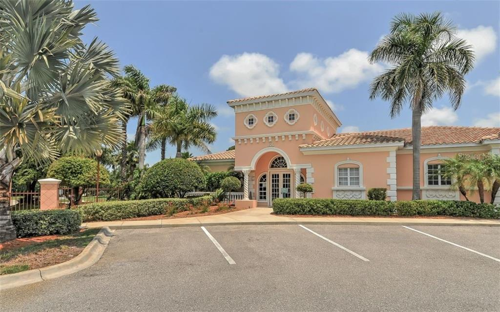 Clubhouse - Single Family Home for sale at 226 Rio Terra, Venice, FL 34285 - MLS Number is N6107320