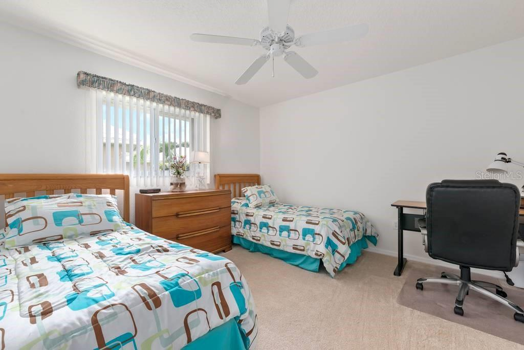 Guest bedroom 3 - Single Family Home for sale at 498 Pine Lily Way, Venice, FL 34293 - MLS Number is N6110849