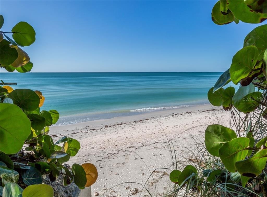 Deeded beach access - Single Family Home for sale at 2208 Casey Key Rd, Nokomis, FL 34275 - MLS Number is N6110959