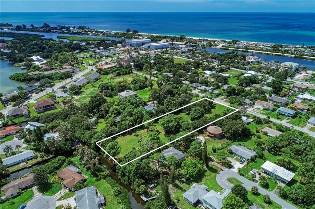 Vacant Land for sale at 260 Shore Rd, Nokomis, FL 34275 - MLS Number is N6111954
