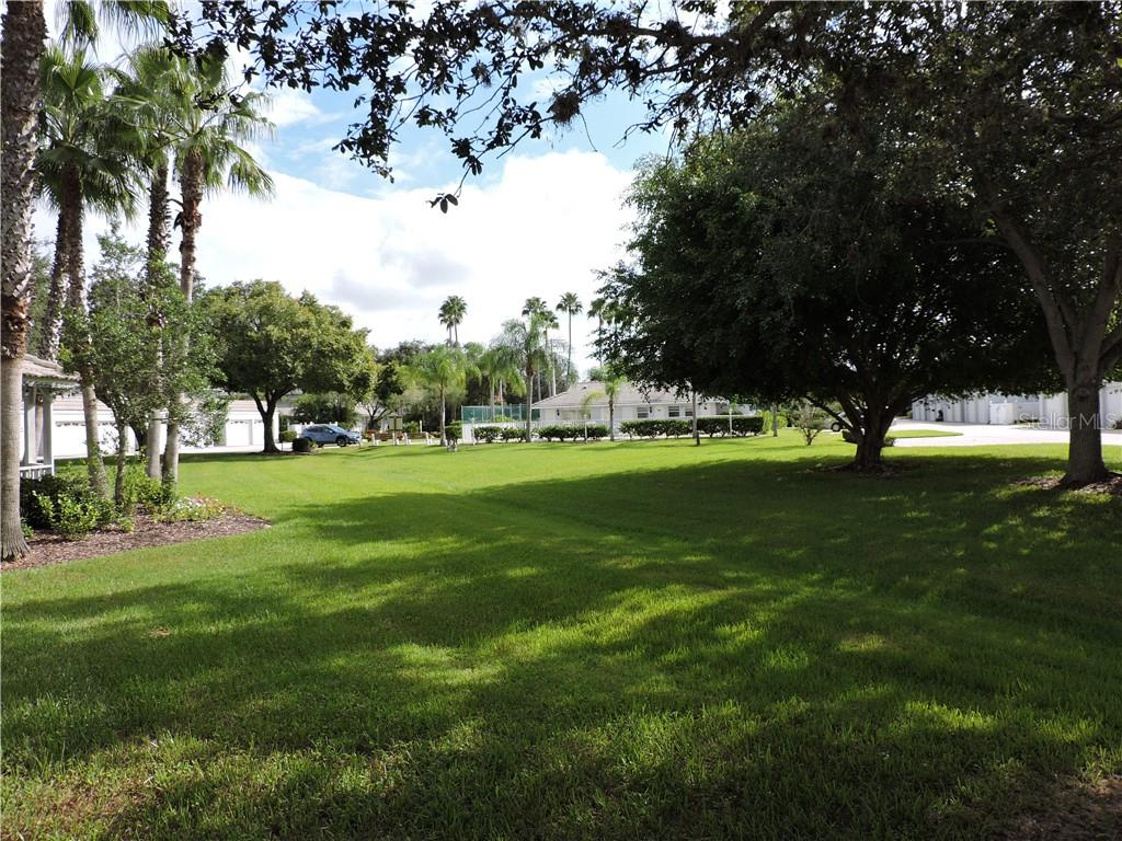 Heated Pool and Clubhouse - Condo for sale at 1041 Capri Isles Blvd #121, Venice, FL 34292 - MLS Number is N6112042