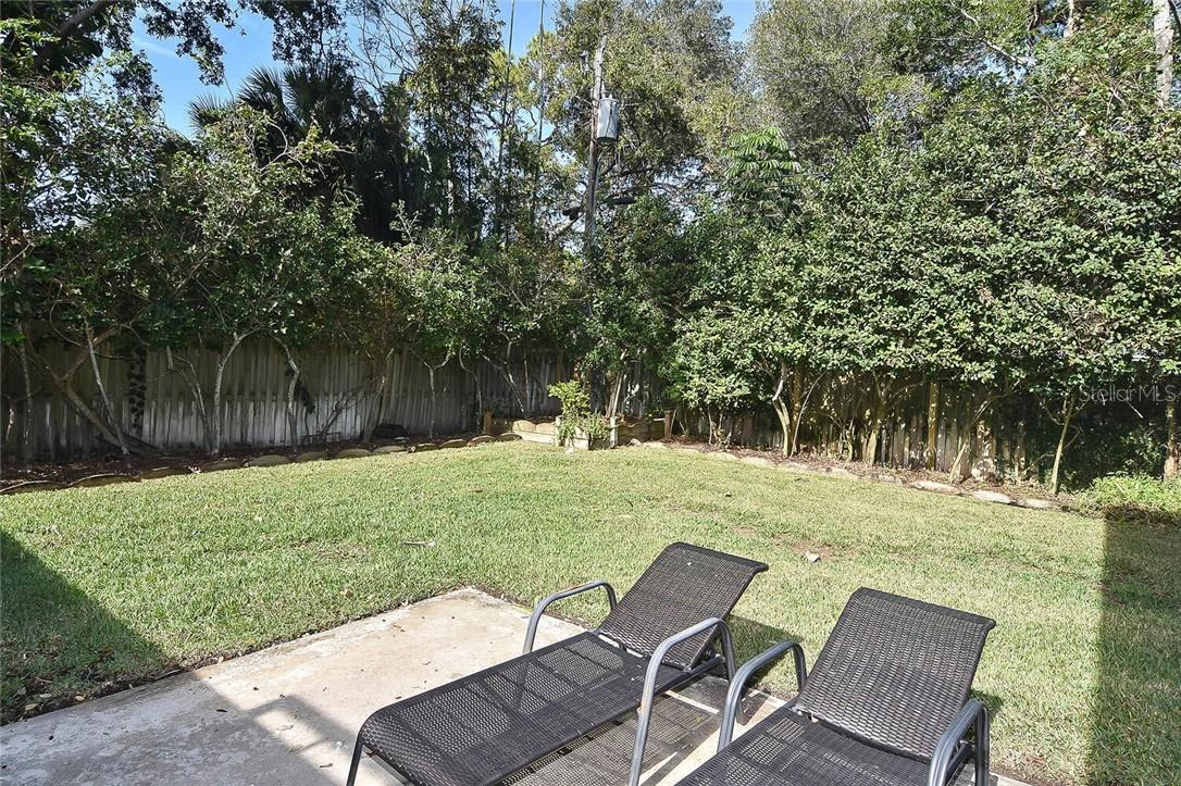 Patio/yard - Single Family Home for sale at 608 Armada Rd S, Venice, FL 34285 - MLS Number is N6112900