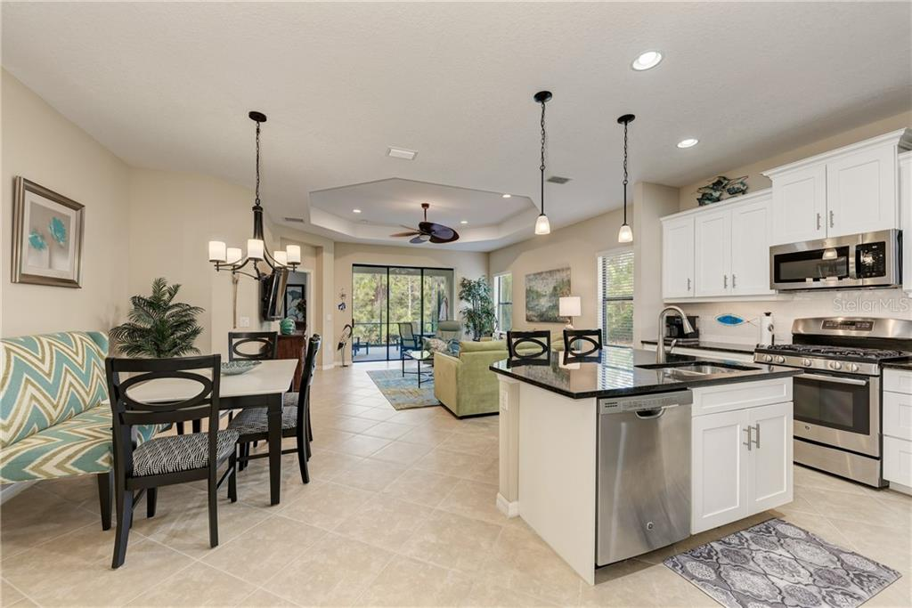 Open Floorplan - Villa for sale at 11433 Okaloosa Dr, Venice, FL 34293 - MLS Number is N6113314