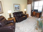 Den/Office/3rd Bedroom - Villa for sale at 1578 Monarch Dr #1578, Venice, FL 34293 - MLS Number is N5911451